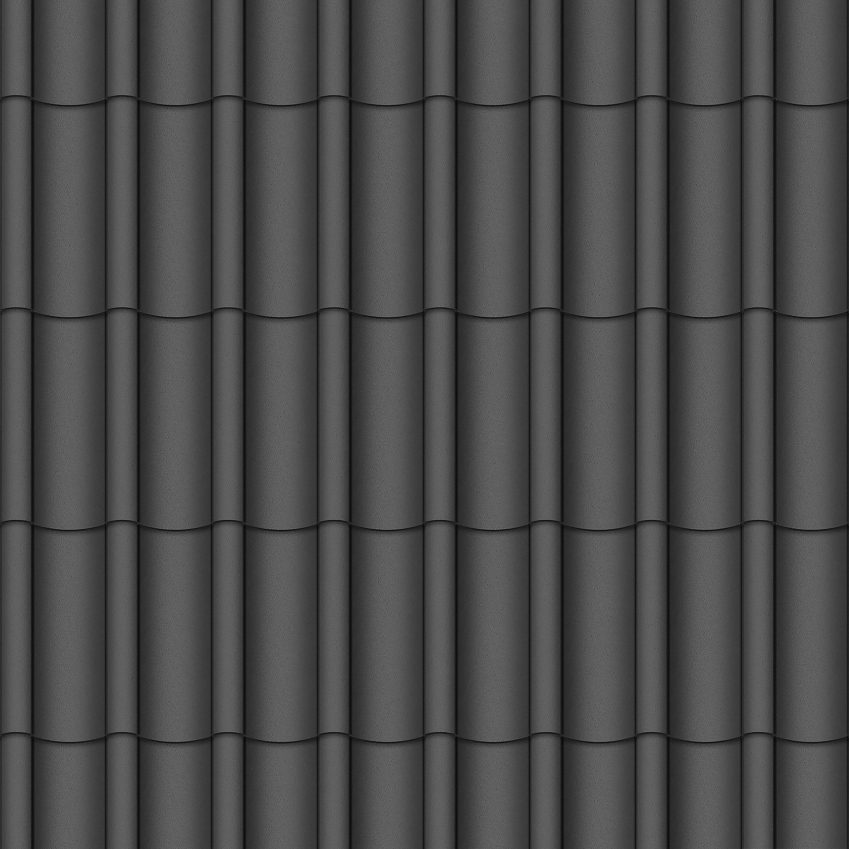 VicWest True Nature Coastal Wave product image in the colour Ebony