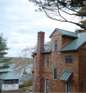 Residential Standing Seam Metal Roof
