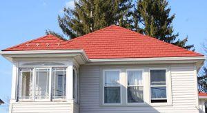 Metal Shingles Roof