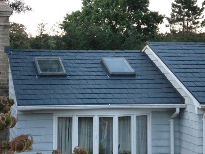 steel shingles metal roof
