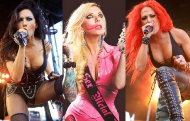 Supreme Rock Goddesses 4