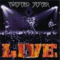 Twisted Sister-liveathammersmith