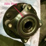 Toyota 4x4 How To Replace Front Wheel Unit Bearings Metal Tech 4x4
