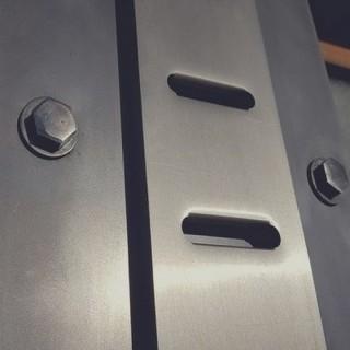 proteger un meuble metallique avec le