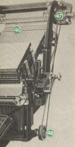 Distributor mechanism
