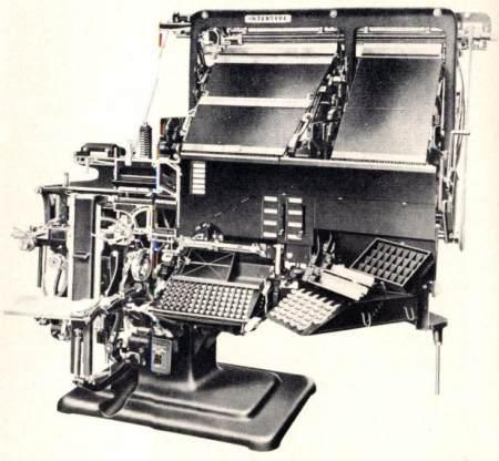 Intertype Model G4-4SM