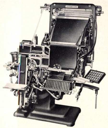 Intertype Model F4
