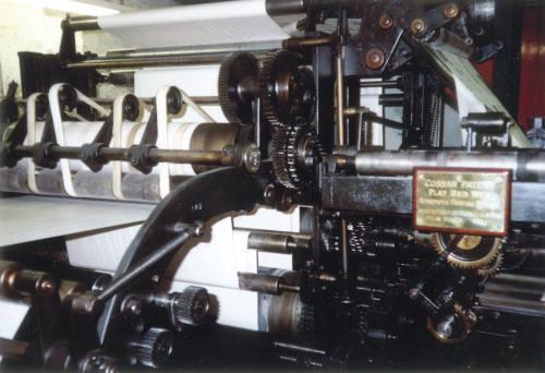 Cossar press