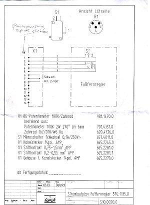 Diy tig pedal  Help Needed ! | MIG Welding Forum