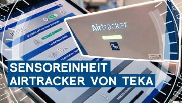 Arbeitsschutz 4.0: AirTracker von TEKA | Intec 2019 Leipzig | METAL WORKS-TV