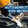 Bleche mit besonders großer Materialstärke bearbeiten | Autogenrotator MicroStep