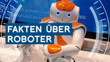 Drei unglaubliche Fakten über Roboter | METAL WORKS-TV-Magazin | METAL WORKS-TV