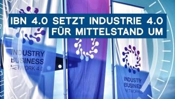 Industry Business Network 4.0 vernetzt Anlagen und Maschinen herstellerübergreifend | METAL WORKS-TV