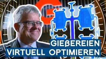 Magma: Virtuelle Optimierung für Gießereien   GiFa 2019
