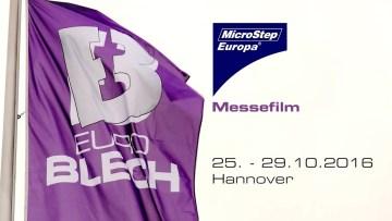 Microstep auf der Euroblech 2016