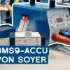 Mobiles Bolzenschweißgerät BMS-9 ACCU von Soyer | Intec 2019 | METAL WORKS-TV