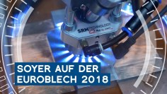 Neuheiten von Soyer auf der Euroblech 2018 in Hannover | METAL WORKS-TV