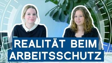 Querformat: Realität beim Arbeitsschutz in der Schweißtechnik   METAL WORKS-TV