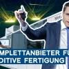 SMS group: Additive Fertigung vom Pulver bis zur Anlage | METAL WORKS-TV