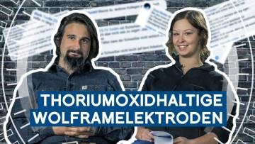 Thoriumoxidhaltige Wolframelektroden beim WIG-Schweißen   Nik kommentiert Kommentare