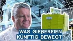 Zukunftsthemen der Gießereitechnik | Laempe Mössner Sinto | GiFa 2019
