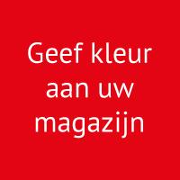 Meta magazijninrichting Nederland Geef kleur aan uw magazijn