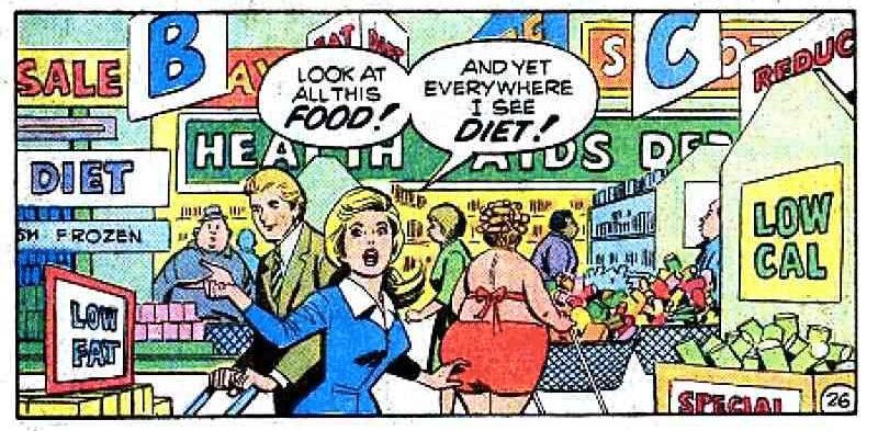 On arrête le massacre des produits diététiques