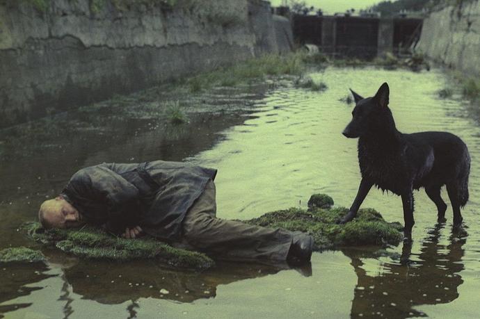 from Stalker, by Andrei Tarkovsky