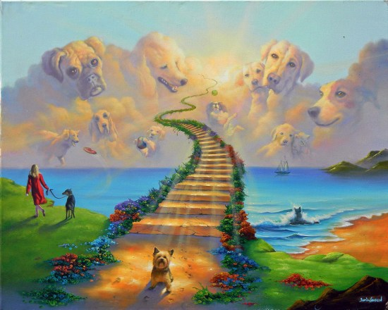 Garden Of Eden All dogs go to heaven 3
