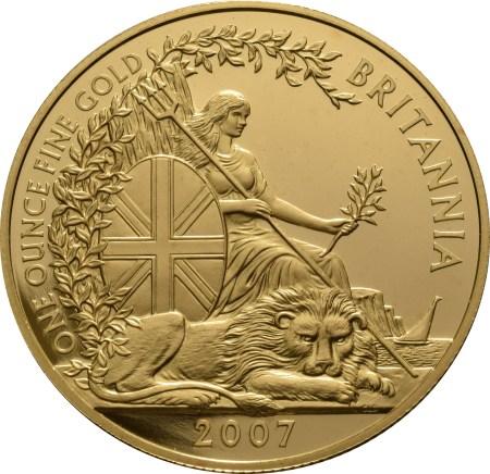 britannia-coin 2007-2