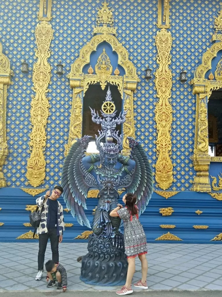 במקדש הכחול של צ'אנג ראי