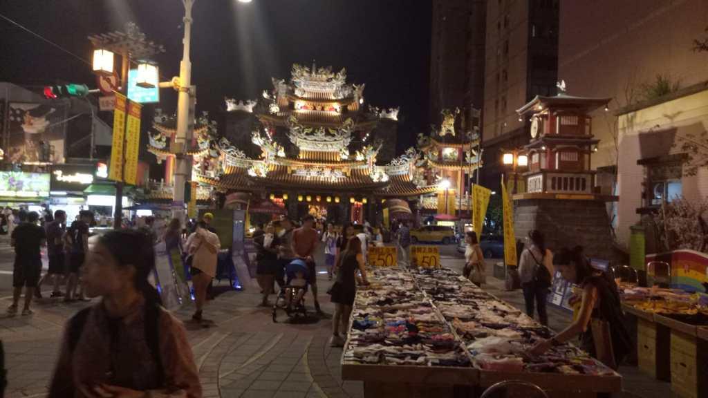 שוק הלילה ? ומקדש סונגצ'אן