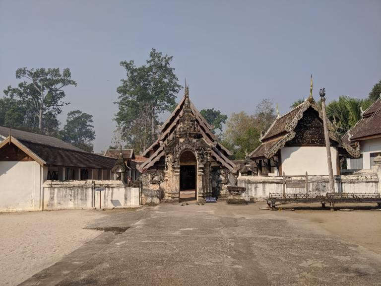 Wat Lai Hin LAMPANG THAILAND