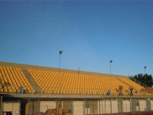 Megara Belediyesi Stadyumu / Attiki / Yunanistan