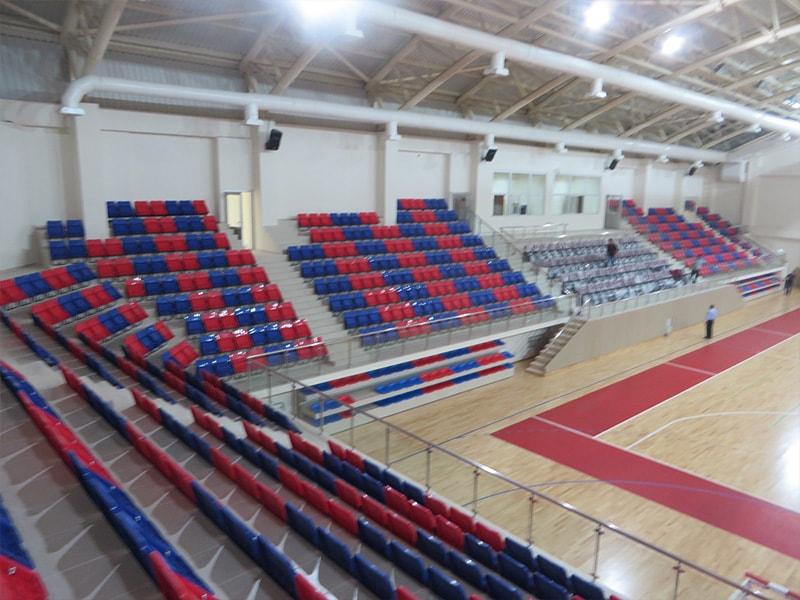 Karabük Merkez Spor Salonu / Karabük