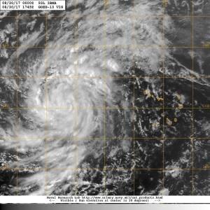 Irma en formation