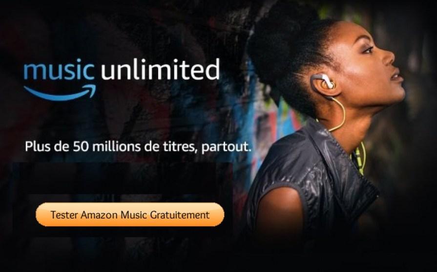 amazon music gratuit