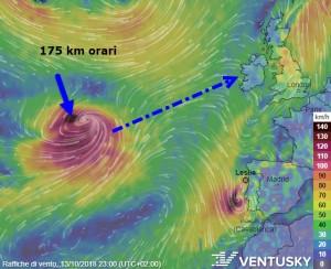immagine news meteo-europa-estremo-ex-uragano-verso-irlanda