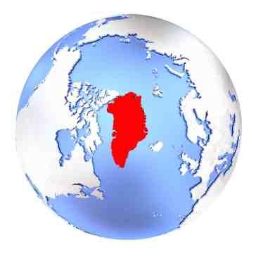 METEO incredibile in Groenlandia, è RECORD SCIOGLIMENTO dei ghiacci