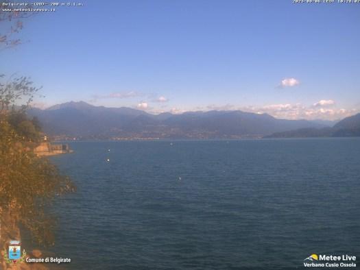 Belgirate - Lago Maggiore - Vista Nord