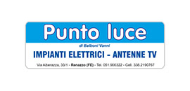Punto Luce - sponsor di Meteor Basket