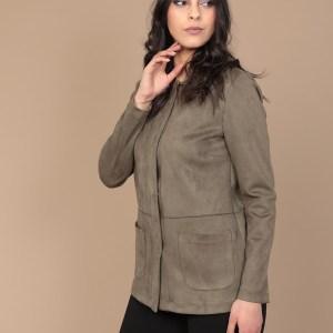 giacca lunga primaverile