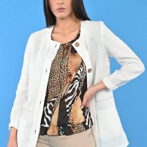 camicia e giacca lunga meteore fashion