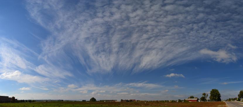 Formacion Y Tipos De Nubes Cirrus