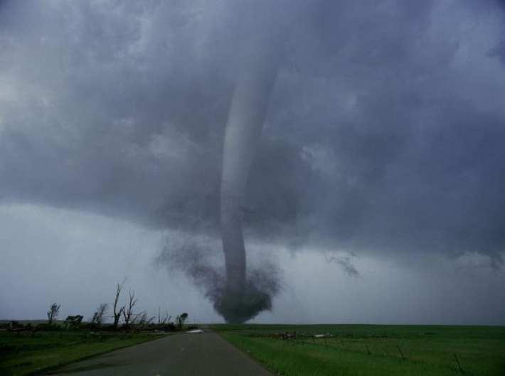tornado Alley en Estados Unidos