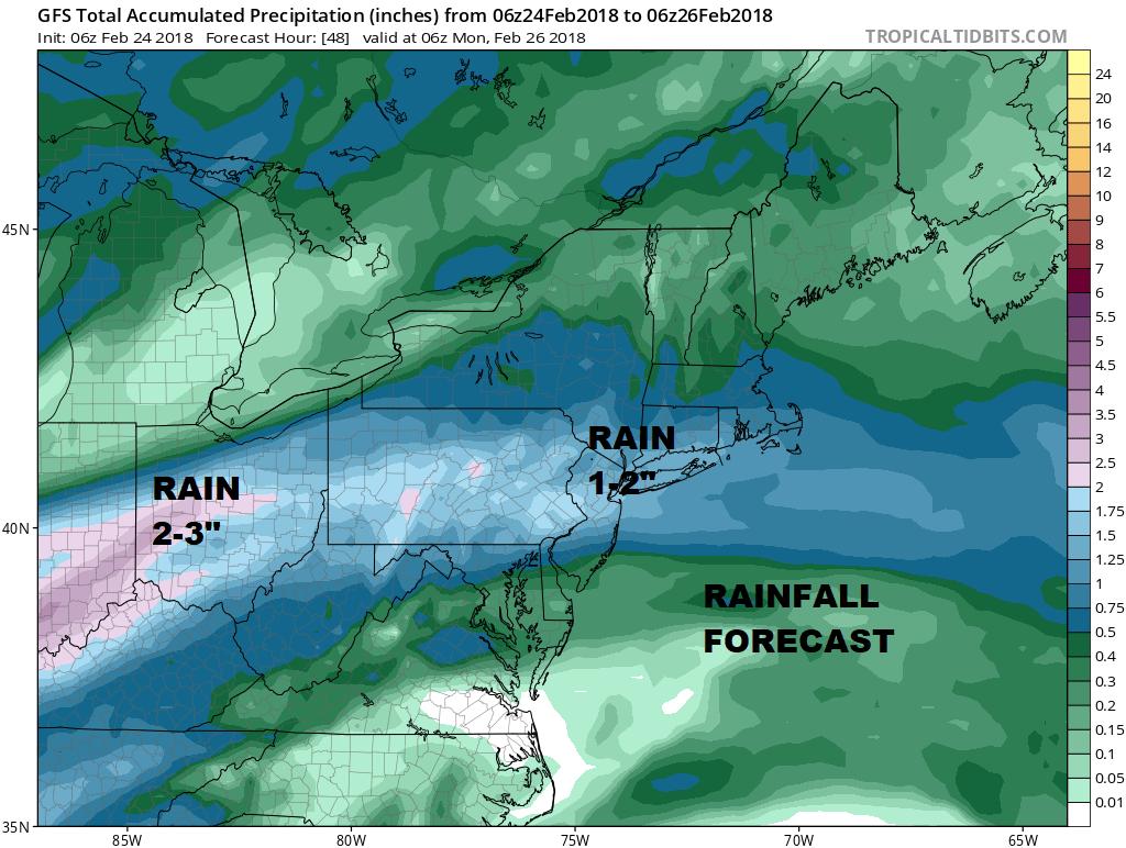 Rain Moving Eastward More Rain Into Sunday