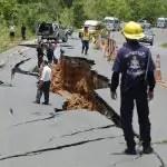 Earthquake rocks northern Thailand
