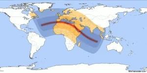 eclissi solare del 2 agosto 2027
