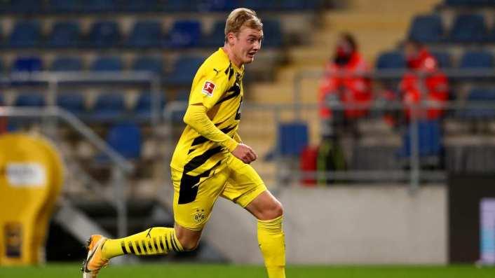 Arsenal   Calciomercato   Il Borussia Dortmund non cede Brandt   Sport Meteoweek