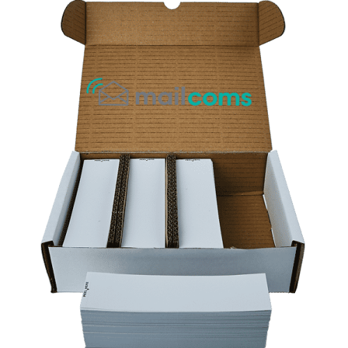 1000 Neopost IN-600 Single Cut Franking Labels